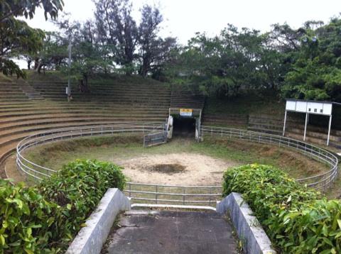 Agena bullring 1